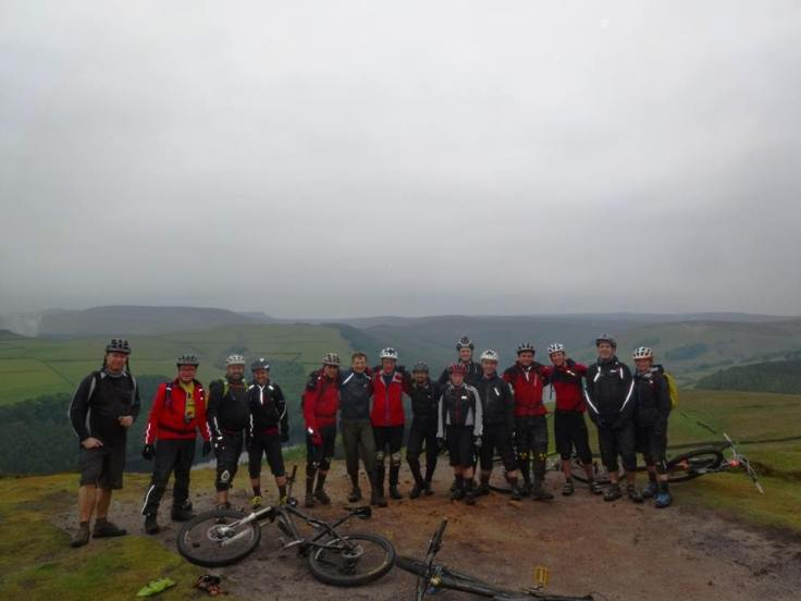 BOB Peak District Ride