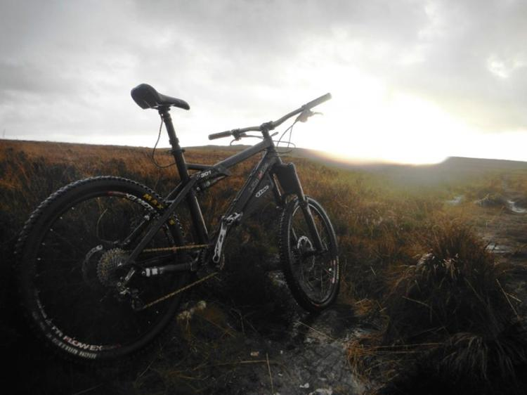 Great photo from Jon Clucas of his Lightville at home in the Isle of Man for Christmas. (yes he has already broken it)